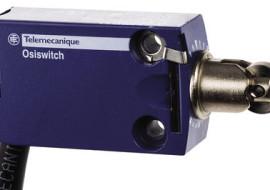 XCMN 2102L1 Telemecanique limit switch XCMN – steel roller plunger – 1NC +1NO – snap – 1 m,240V 1,5A LONG WIRE