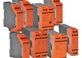 Industrial Safety Relays