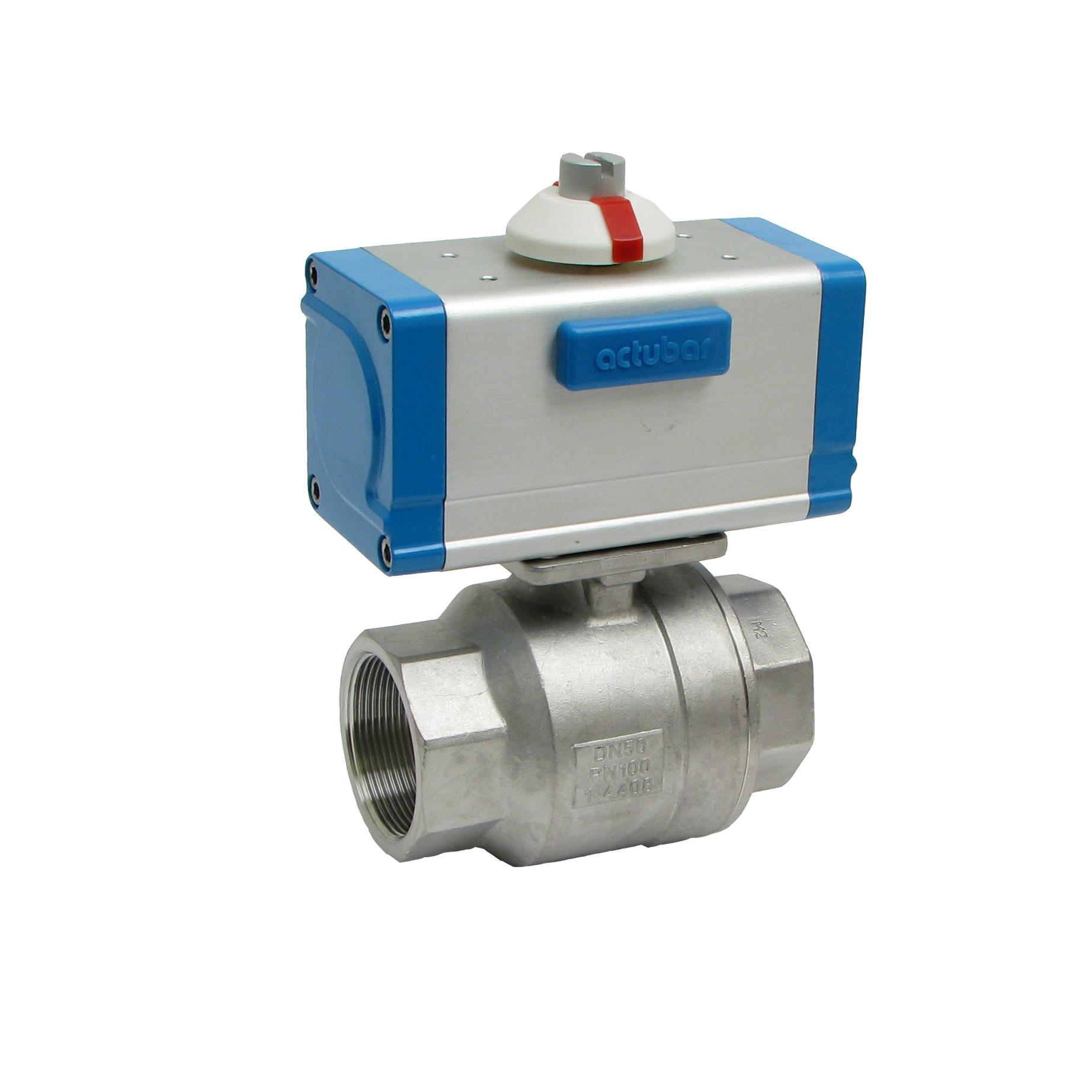 Ball valve Actuator | AL MAHIR FACTORIES MACHINERY SPARE PARTS TR. LLC