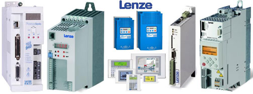 Lenze VFD drives