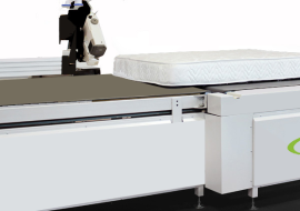 Automatic Tape edge Machine