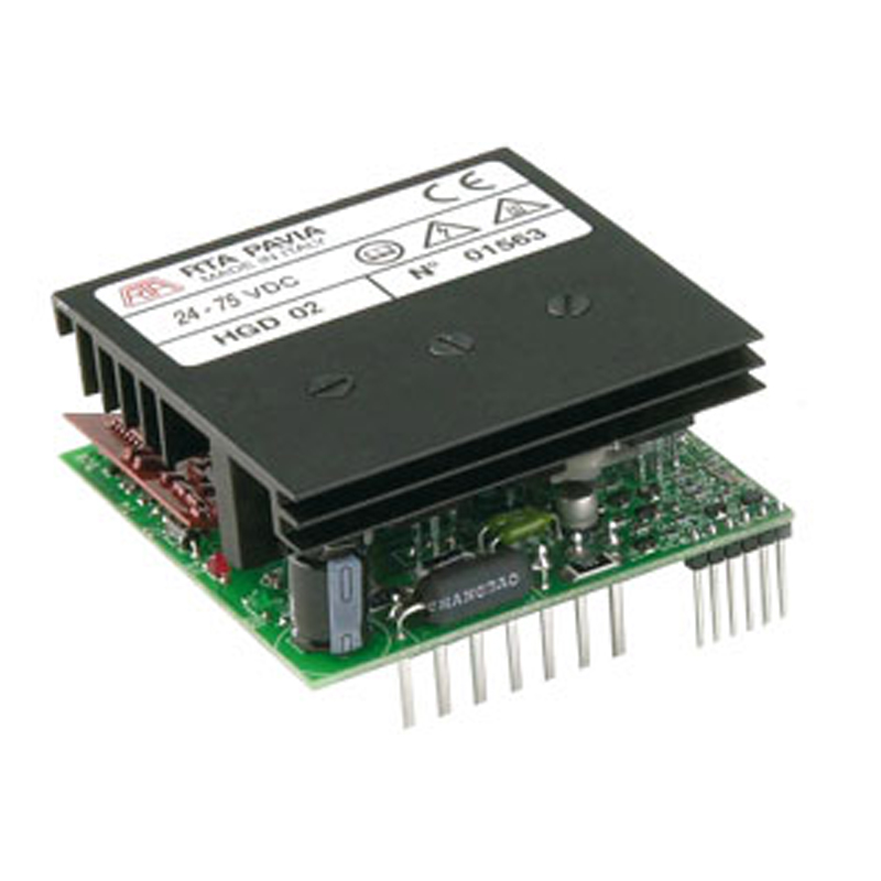 Hgd stepper driver al mahir factories machinery spare for Stepper motor control system