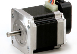 STEPPING MOTORS WITH ENCODER