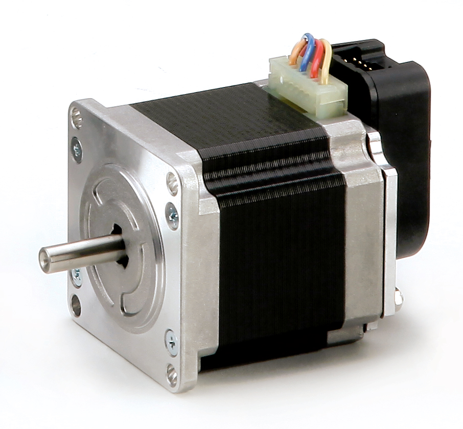 Stepping motors with encoder al mahir factories for Encoder for motor control