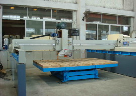 Granite and Marble Bridge Cutting Machine