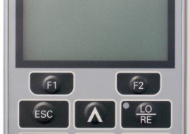 Installation Manual LCD Operator AC Drive-Option Type JVOP-180