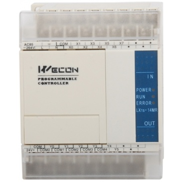 Wecon Programmable Controller, LX1S-14MT-A