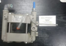 Air oprated double diaphragm pump